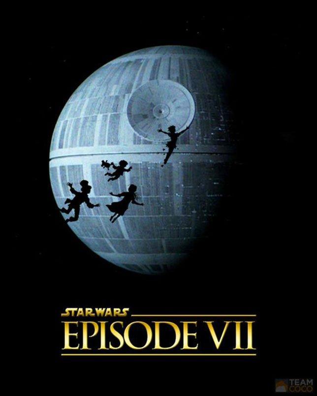 Фанатские постеры Star Wars: Episode VII - Изображение 43