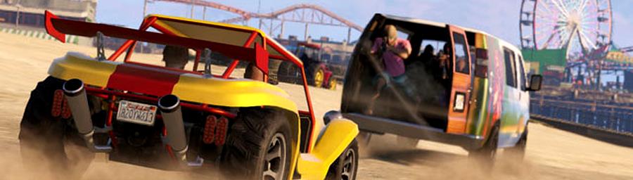 Анонсировано новое DLC для Grand Theft Auto V. - Изображение 1