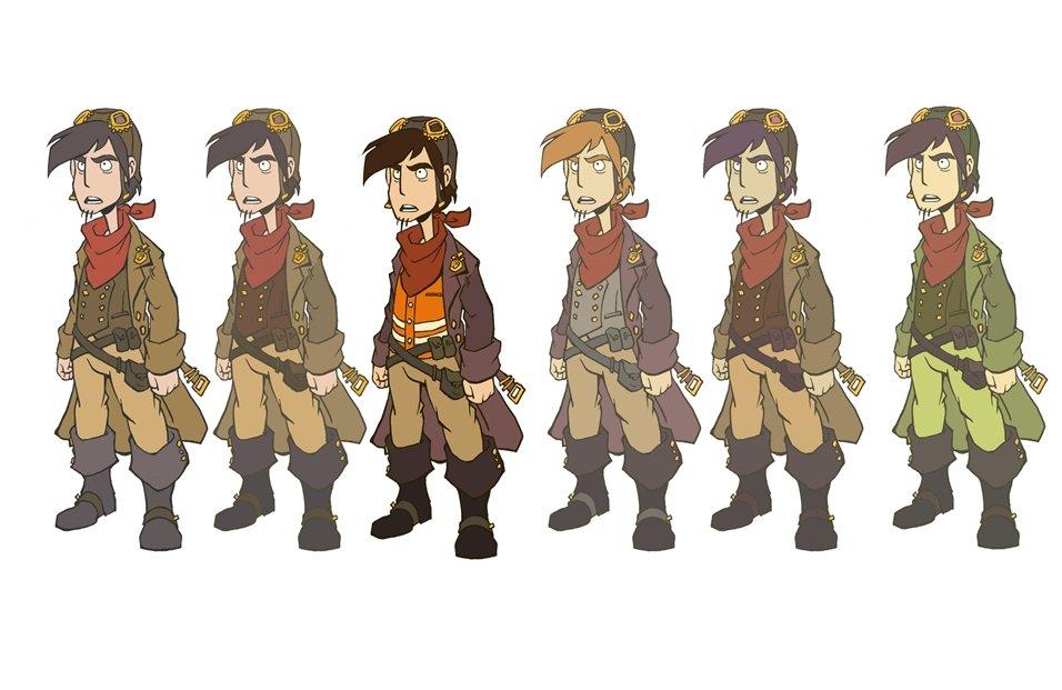 Своя линия: как рисуют героев видеоигр - Изображение 1
