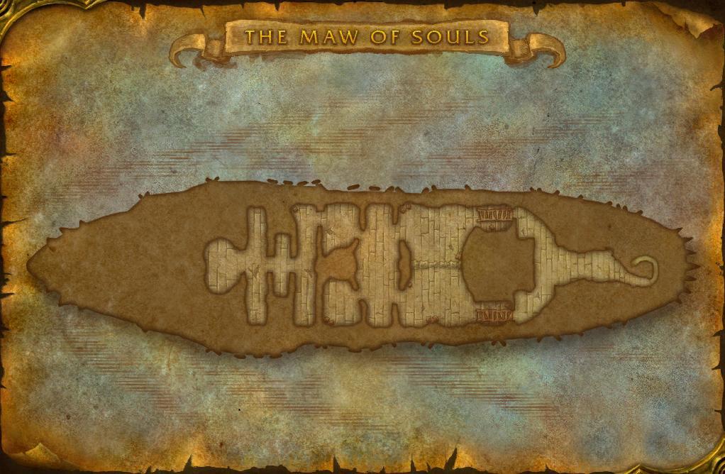 Новое подземелье в WoW: Legion отправляет игроков в морской круиз - Изображение 1