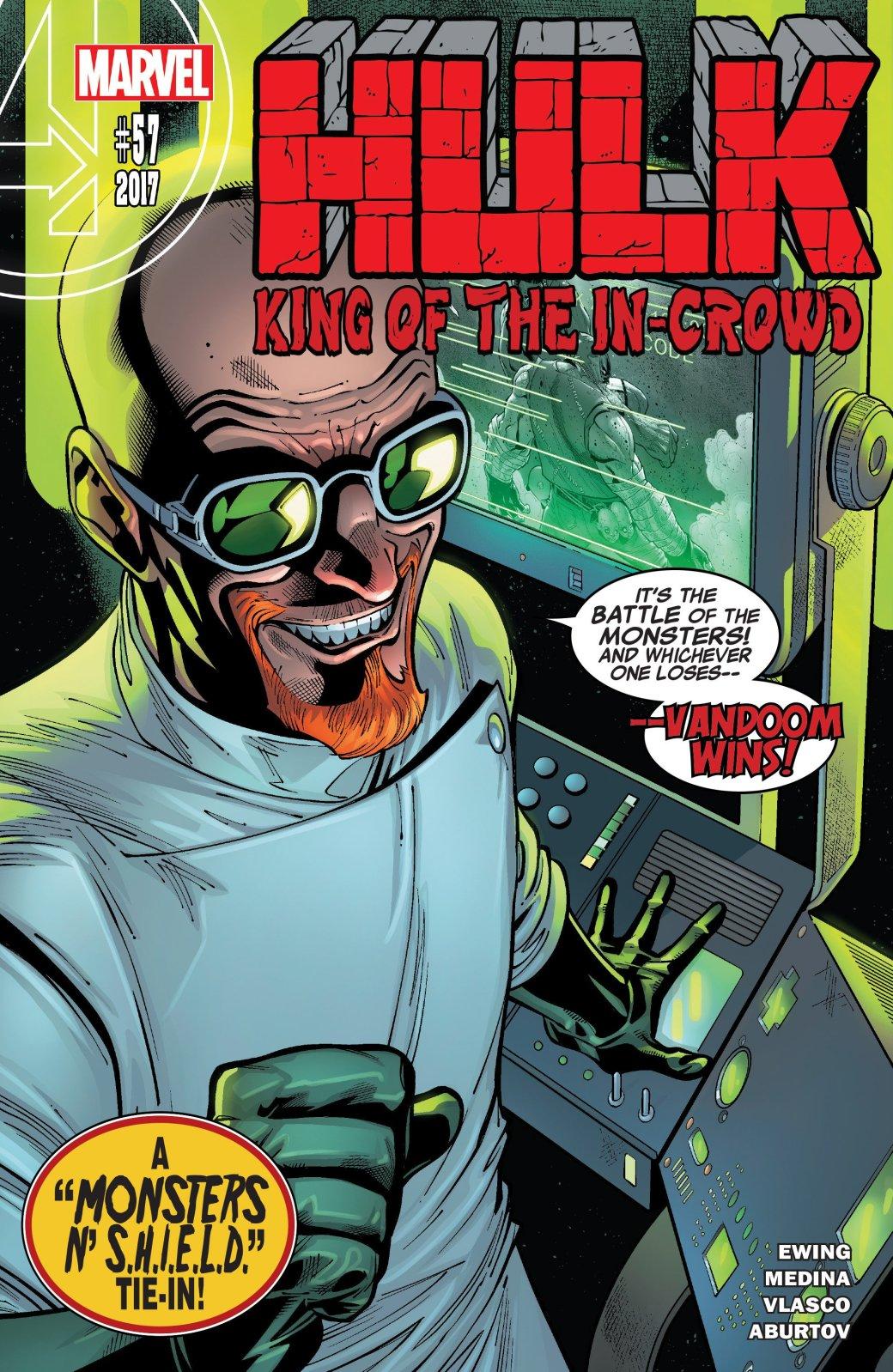 Дэдпул ненадолго превратился в Халка в новом номере U.S.Avengers - Изображение 1