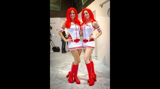E3: booth babes - Изображение 4