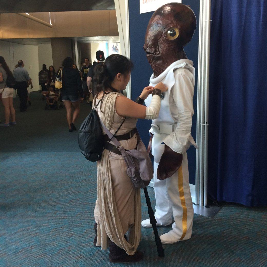 Лучший косплей Comic-Con 2015 - Изображение 38