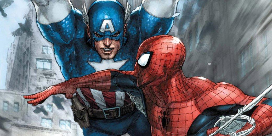 В «Противостоянии» братьев Руссо у Человека-паука будут «отношения» - Изображение 1