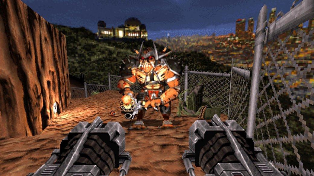 Переиздание  Duke Nukem 3D с новыми уровнями выйдет в октябре. - Изображение 1