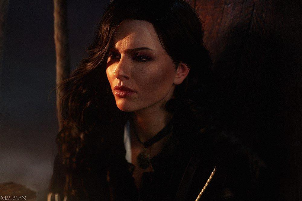 Косплей дня: две разных Йеннифэр изThe Witcher3. Какую выберетевы? - Изображение 16