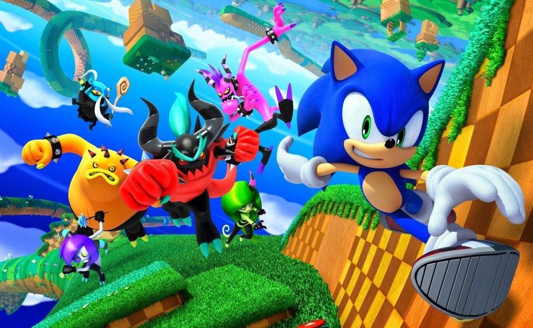 Sonic: Lost World и другие игры Sega выйдут на PC - Изображение 1