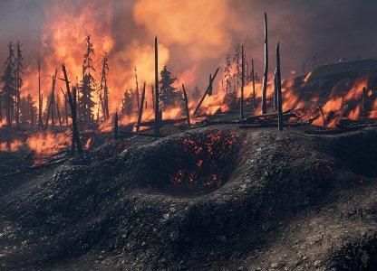 Сравниваем новые карты Battlefield 1 сархивными фотографиями. - Изображение 9