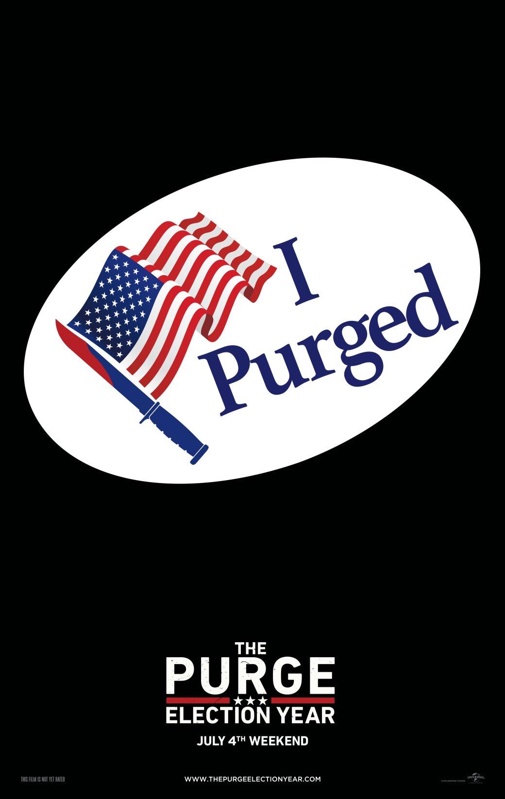 Фрэнк Грилло и Хиллари Клинтон пытаются пережить третью «Судную ночь» - Изображение 2