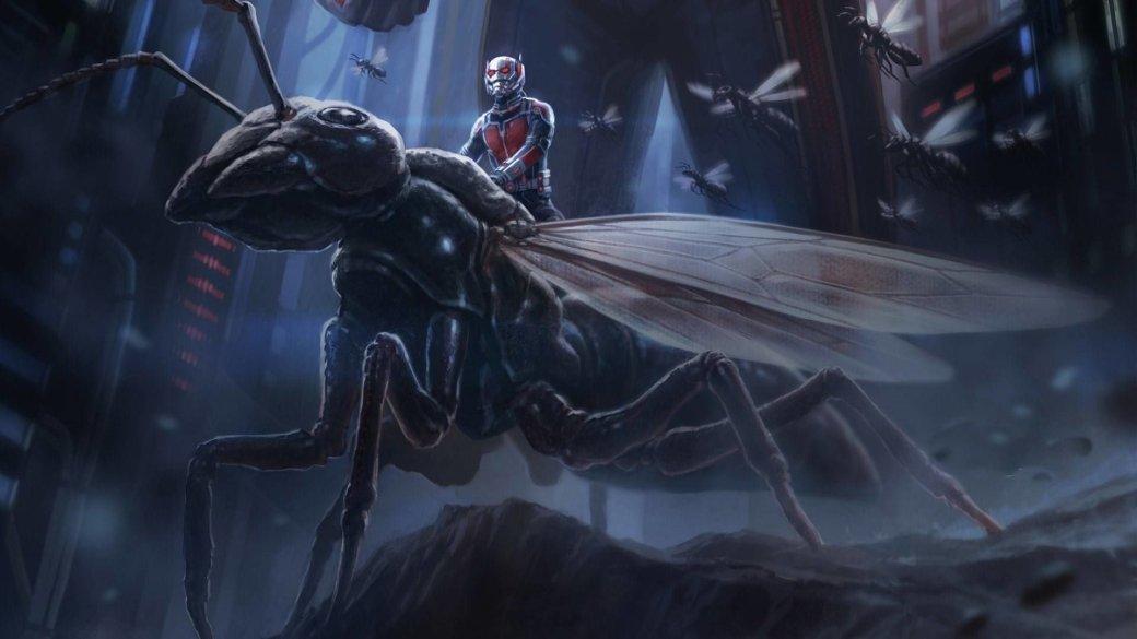 Сценарист «Человека-муравья» хочет переписать сиквел про Муравья и Осу. - Изображение 1