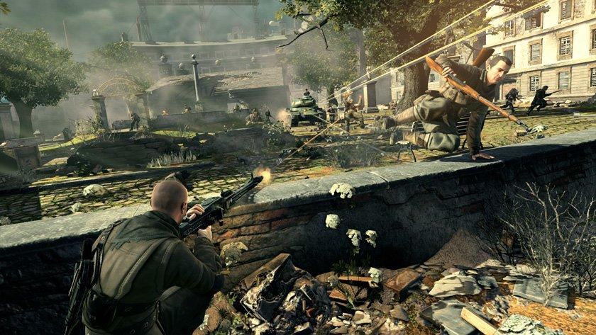 Рецензия на Sniper Elite V2 - Изображение 3
