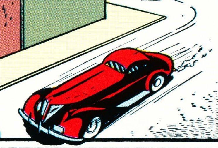 Черное крыло: как менялся автомобиль Бэтмена - Изображение 2
