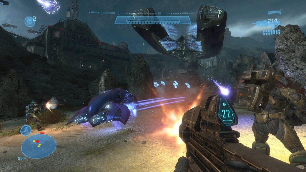 Обзор Halo: Reach - Знакомство со Спартанцами - Изображение 5