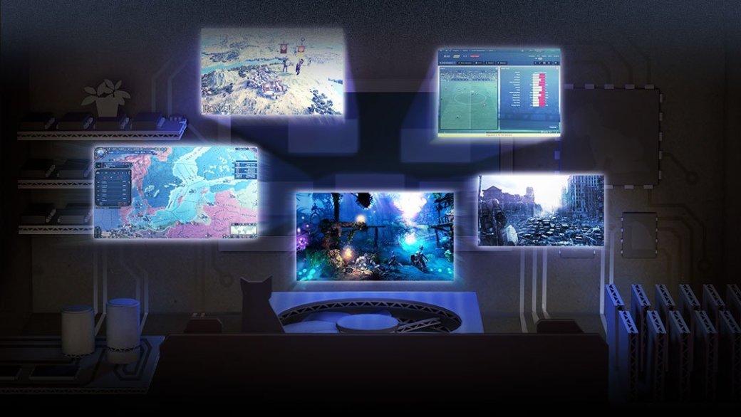 Вселенная Steam - Изображение 2