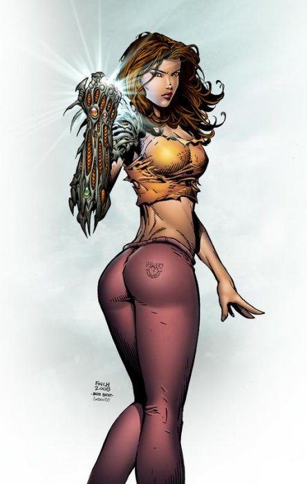 Девочки-припевочки или весеннее обострение в комиксах ч.2 - Изображение 1