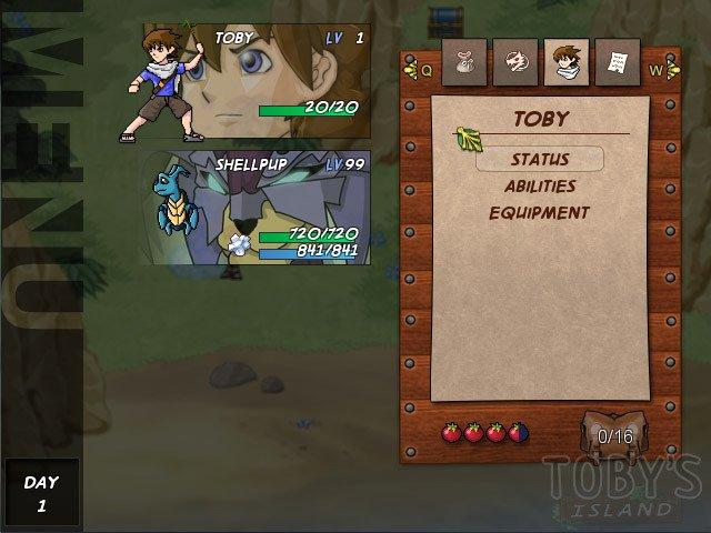 Гость с Kickstarter: Toby's Island - Изображение 10