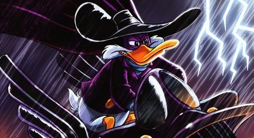 Комиксы: Darkwing Duck - Изображение 1