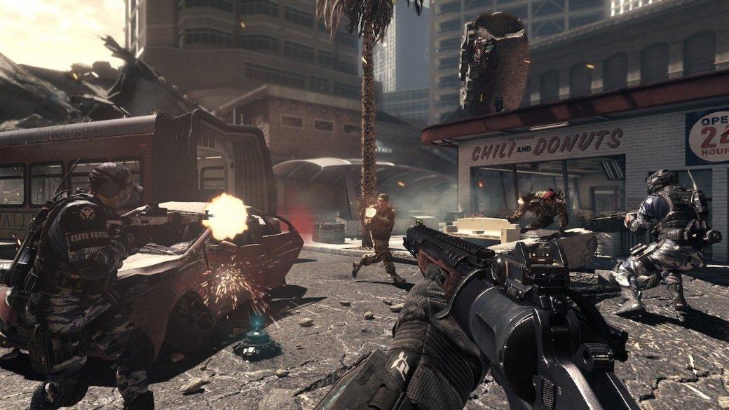 Call of Duty: Ghosts вновь возглавила чарты продаж Великобритании  - Изображение 1