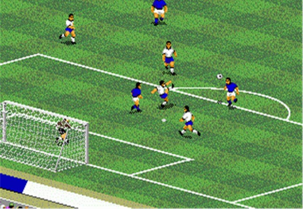 Десять лучших игр серии FIFA - Изображение 2