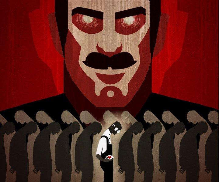 """Коммунистический триллер: рецензия на """"Papers, Please"""" - Изображение 1"""