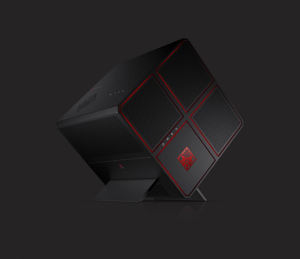 HP представила линейку топовых геймерских устройств Omen - Изображение 1