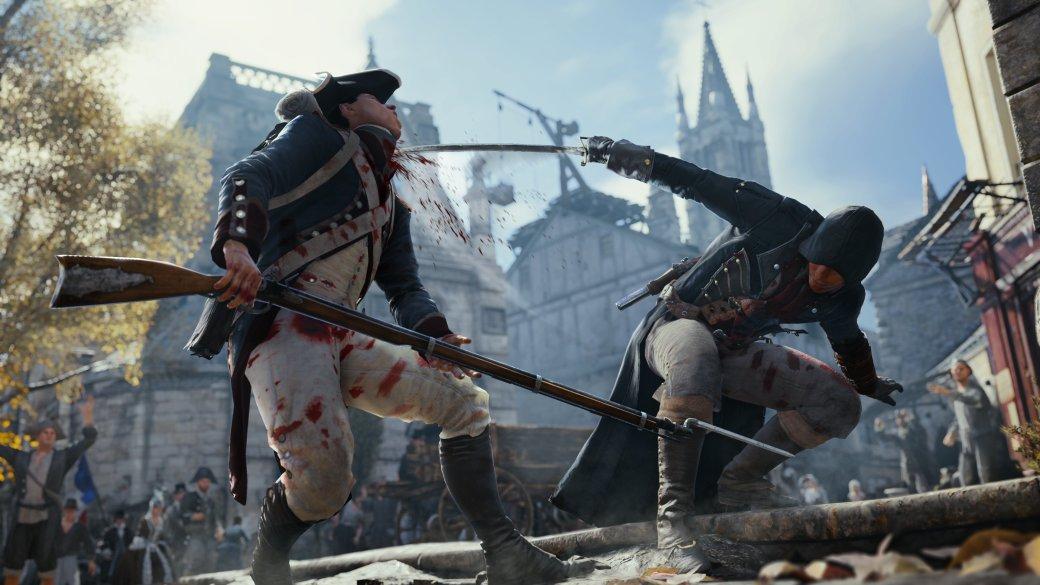 Assassin's Creed Unity разжаловала мобильное приложение-компаньон - Изображение 1