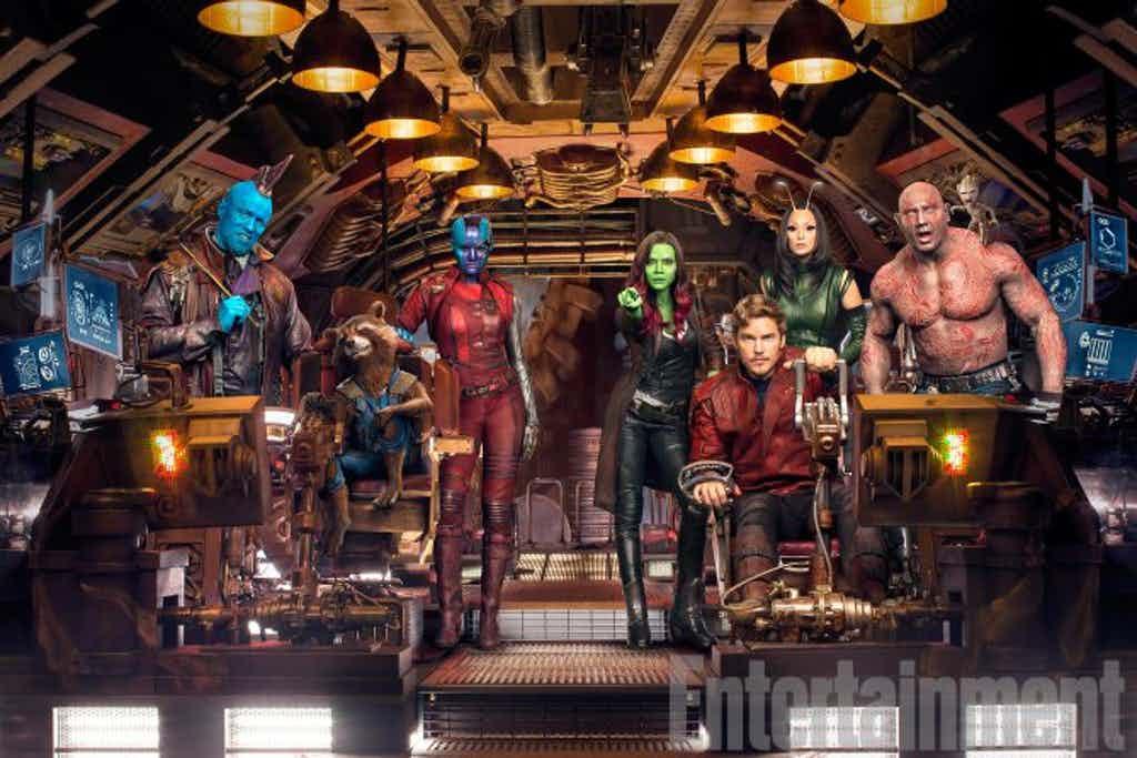 Спойлеры-спойлеры: все секретные персонажи из «Стражей Галактики 2»! - Изображение 1
