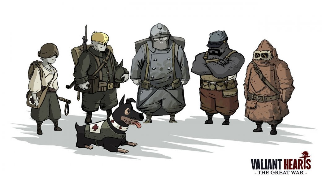 Рецензия на Valiant Hearts: The Great War - Изображение 2