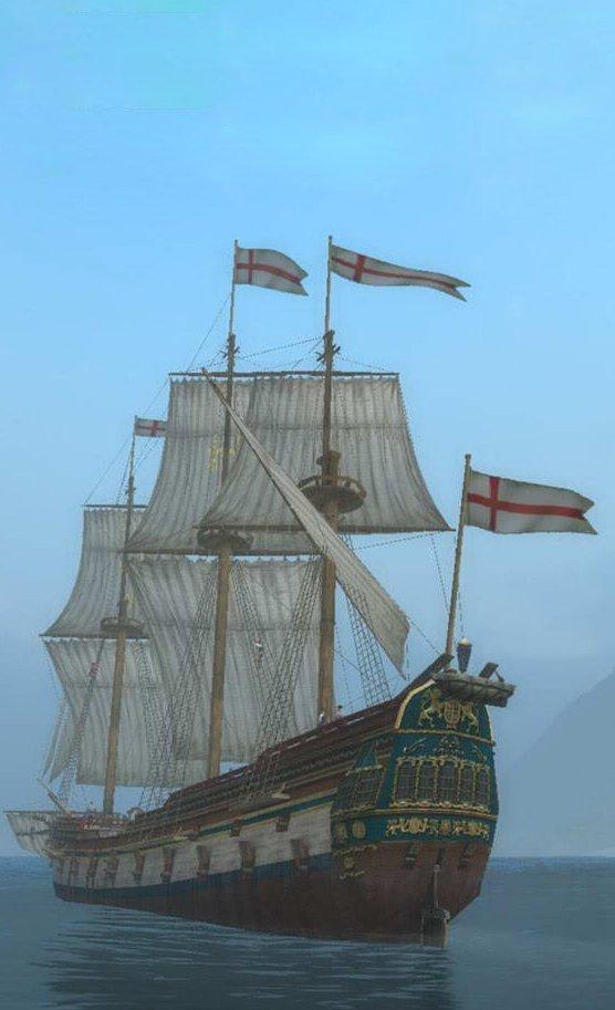 10 лучших игр про пиратов и морские приключения - Изображение 12