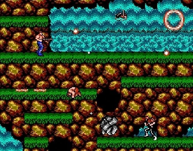 Ретро: Contra для NES - Изображение 3