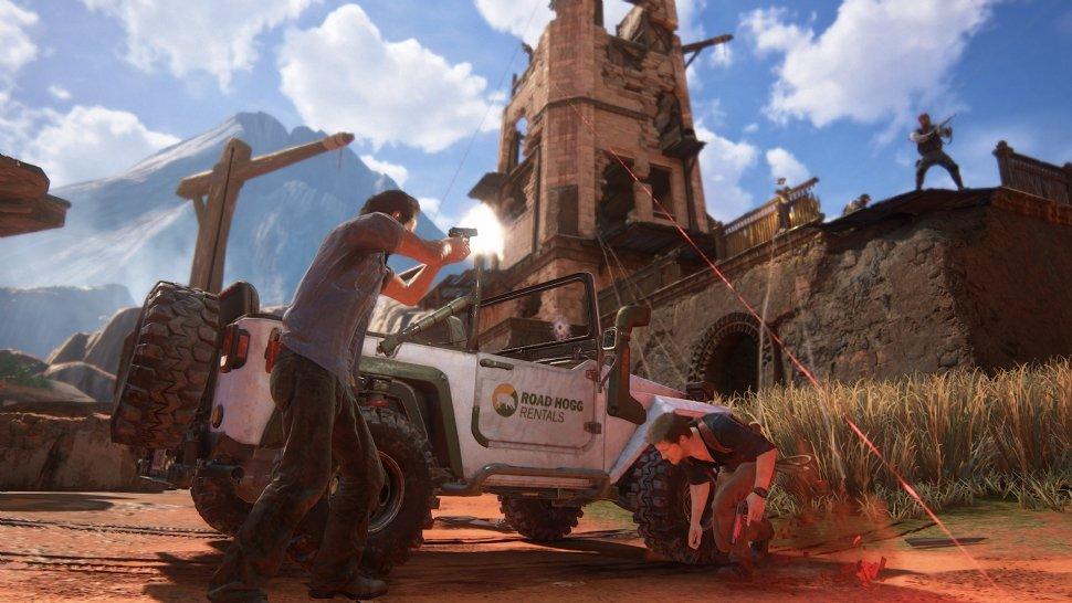 Разработчики сравнили Uncharted 4 с Диснейлендом и Gone Home - Изображение 2