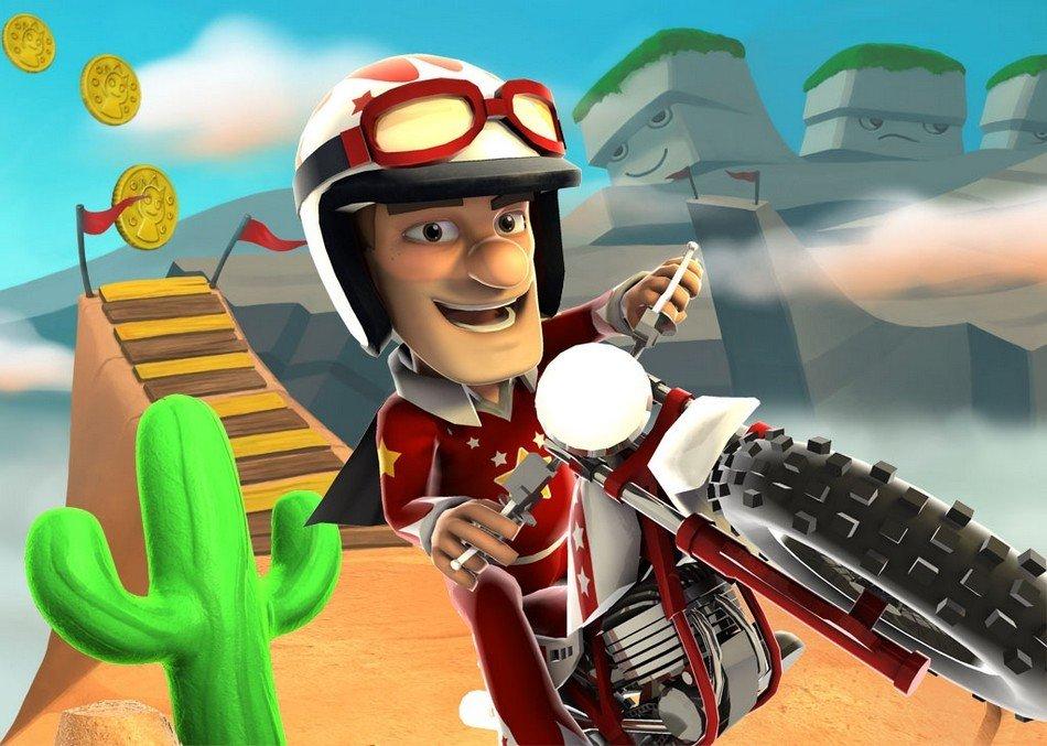 Joe Danger доберется до PS Vita к середине следующего года  - Изображение 1