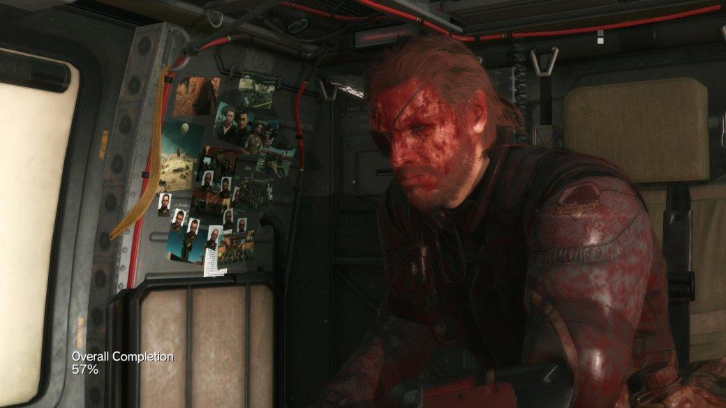The Phantom Pain: пока без сюжетных DLC, Camp Omega в MGO и другое - Изображение 1