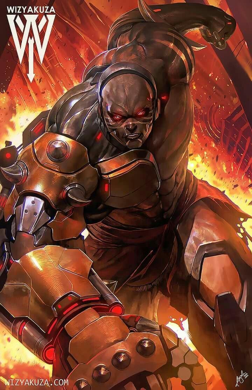 Кулак Смерти (Думфист): подробный разбор нового героя Overwatch. - Изображение 26