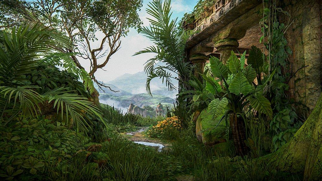 25 изумительных скриншотов Uncharted: The Lost Legacy. - Изображение 21