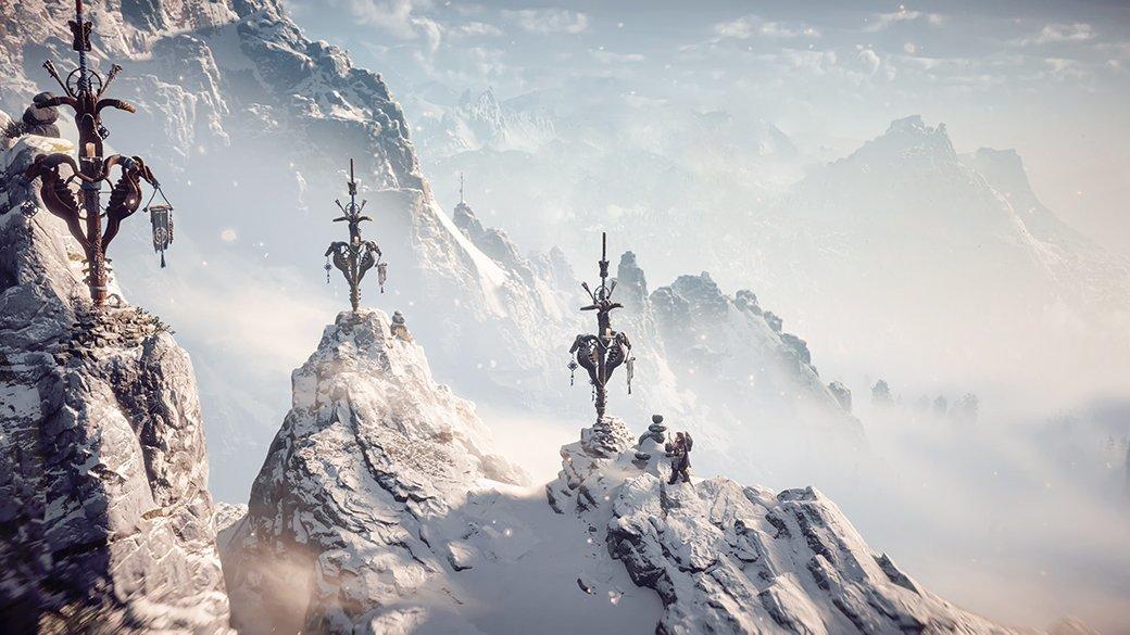 Все красоты мира Horizon: Zero Dawn. - Изображение 4