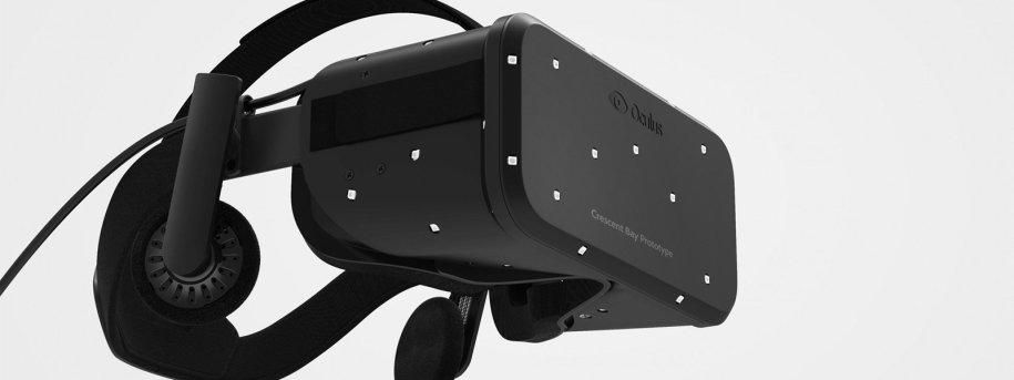 Представлен новый прототип Oculus Rift . - Изображение 1