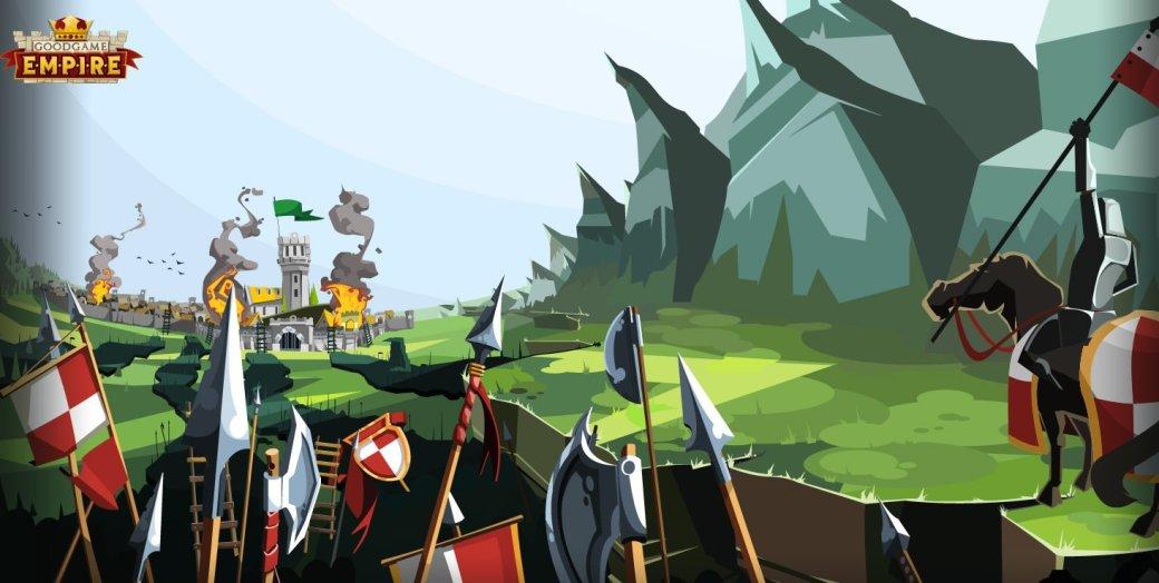 «Канобу» разыграет золото в Goodgame Empire - Изображение 1