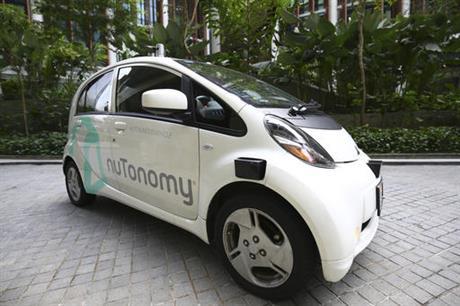 ВСингапуре появилось первое бесплатное беспилотное такси - Изображение 1