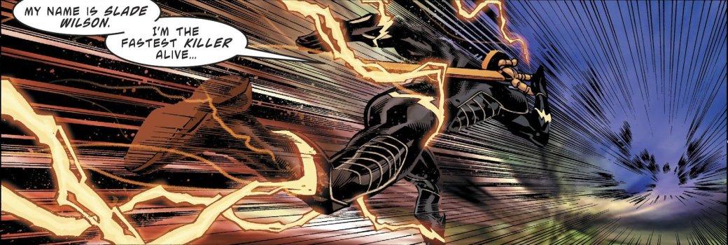 Жажда скорости: как изачем Дефстроук похитил способности Флэша?. - Изображение 2