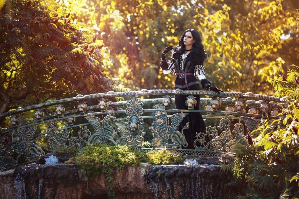 Косплей дня: две разных Йеннифэр изThe Witcher3. Какую выберетевы? - Изображение 8