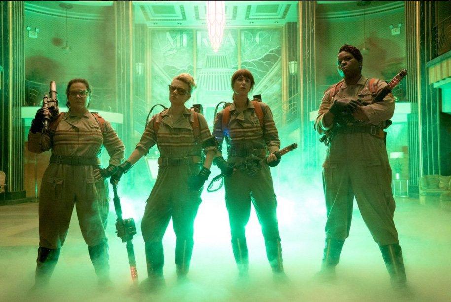 Показан первый официальный кадр из женского перезапуска Ghostbusters - Изображение 1