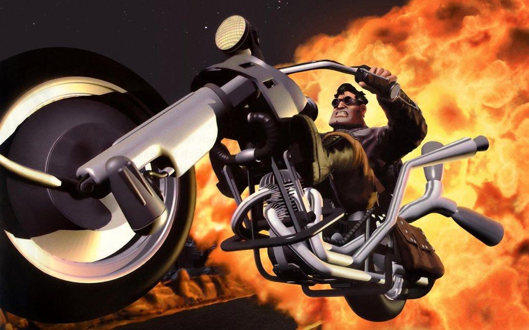 PSX 2015: Full Throttle будет переиздана на PS4 и PS Vita - Изображение 1