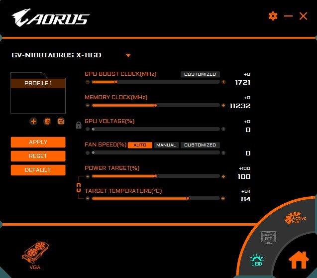Зачем ее еще иразгонять?! Обзор Aorus GTX 1080 TiXtreme Edition 11G - Изображение 6