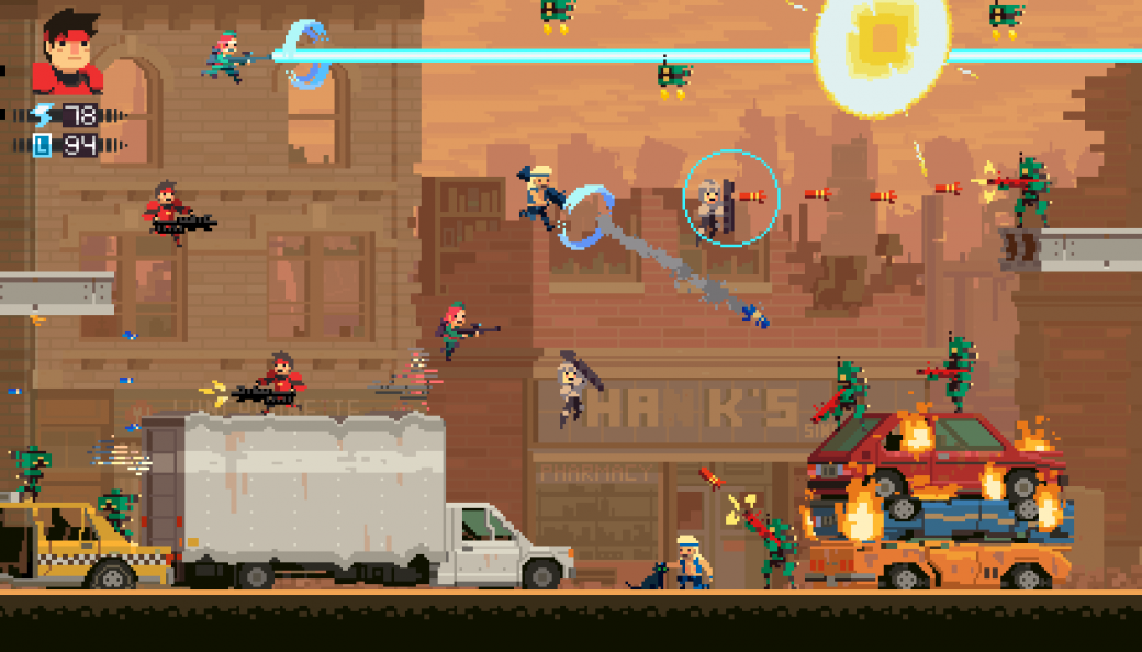 Расширенная Super Time Force выстрелит на PC через десять дней - Изображение 1