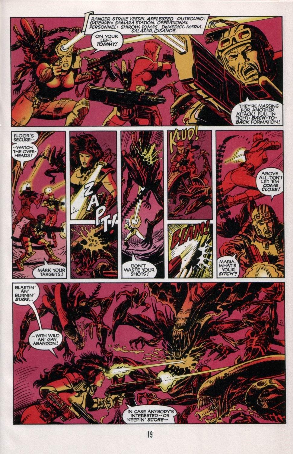 Бэтмен против Чужого?! Безумные комикс-кроссоверы сксеноморфами. - Изображение 7