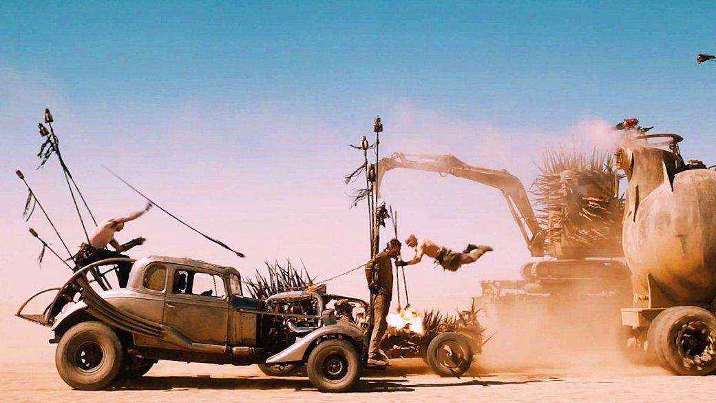 Галерея машин, кадров и постеров к «Безумному Максу: Дорога Ярости» - Изображение 48