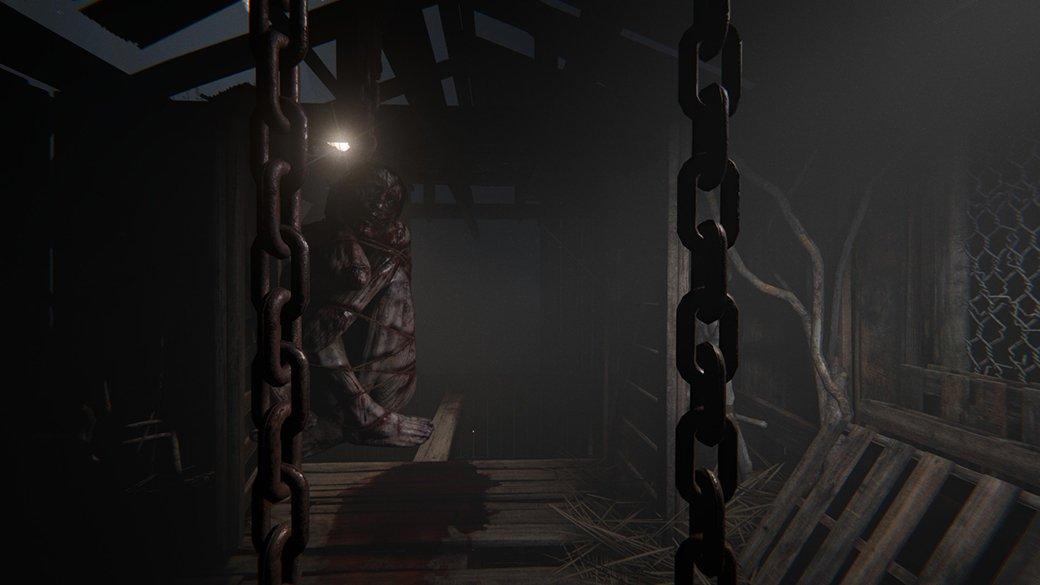 20 атмосферных и пугающих скриншотов Outlast 2. - Изображение 5