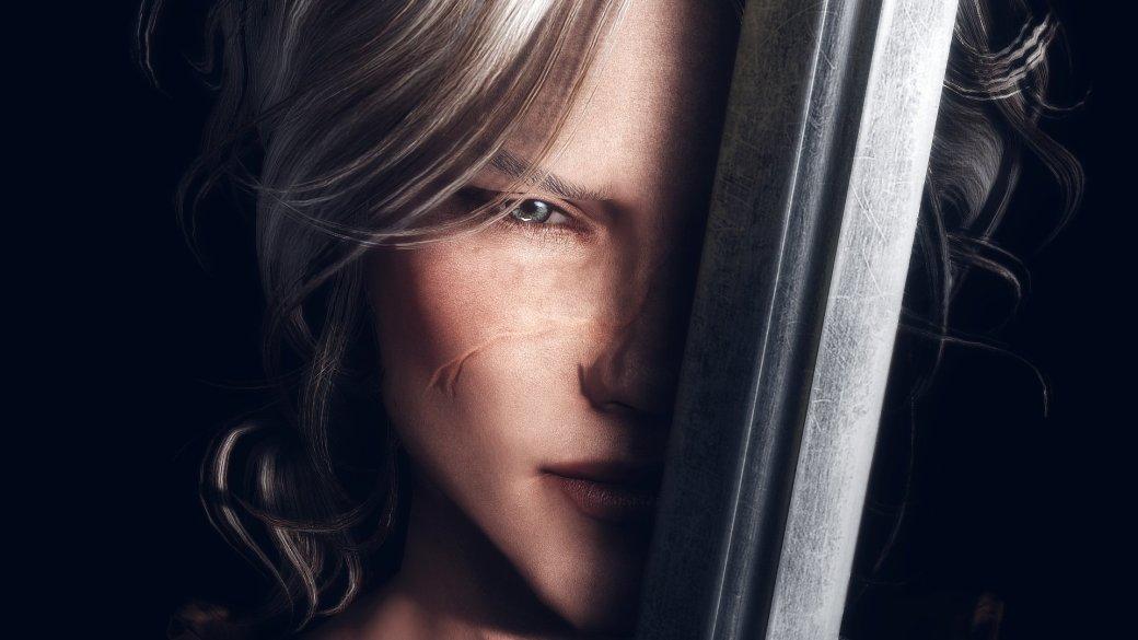 Лица The Elder Scrolls 5: Skyrim. Продолжение - Изображение 10