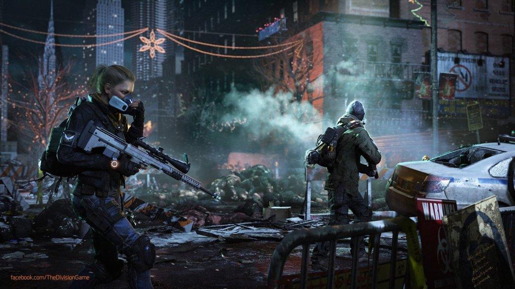 Поствирусная MMO Tom Clancy's The Division перенесена на весну 2016-го - Изображение 4